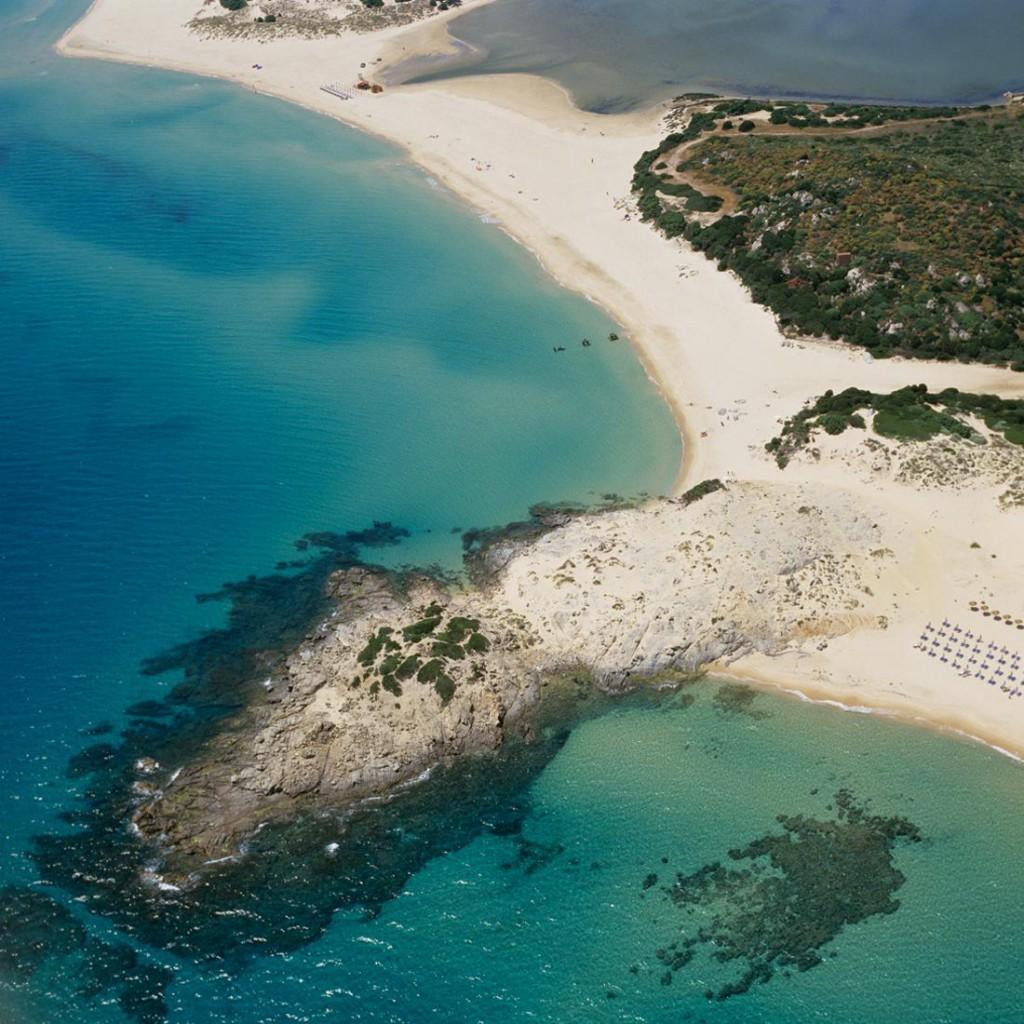 Spiaggie Chia