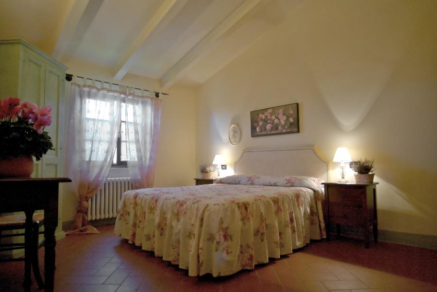 Toscana - Pisa - Tenuta Quarrata - Camera