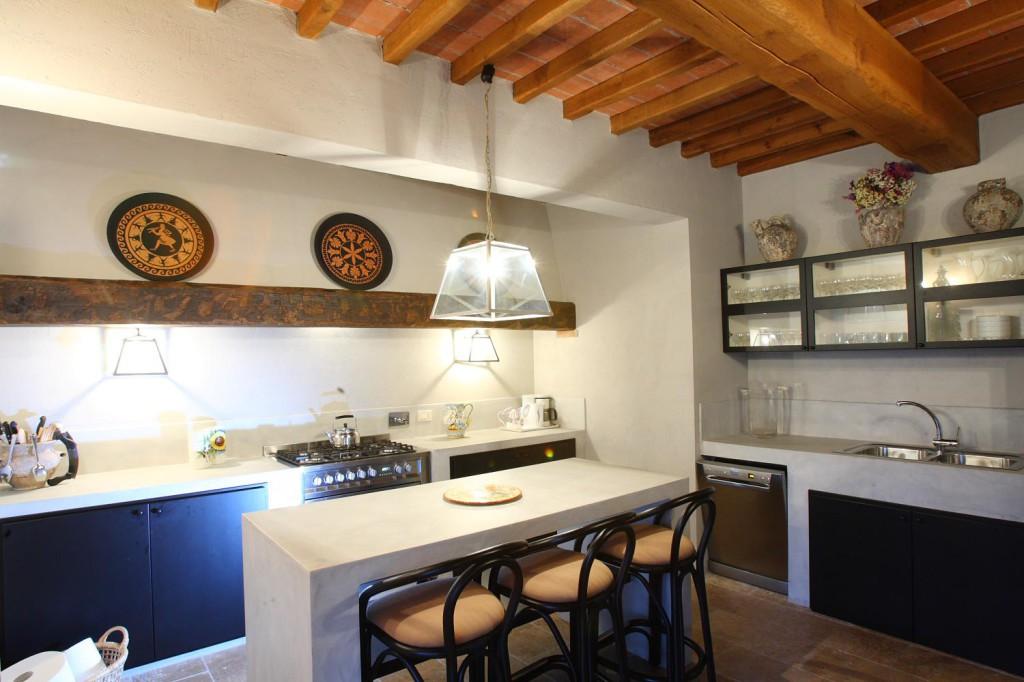 Villa Spiaggetta - Cucina