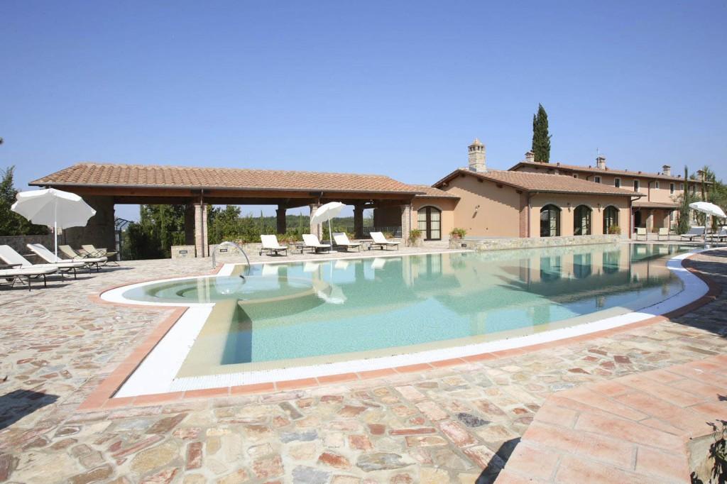 Villa Spiaggetta - Piscina