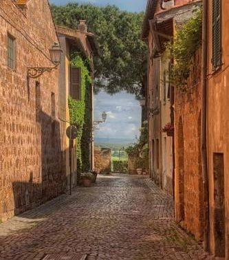 Week-end nella deliziosa Tuscania